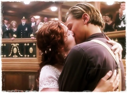 Jack and Rose(Titanic)