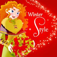 Winter Style of Merida