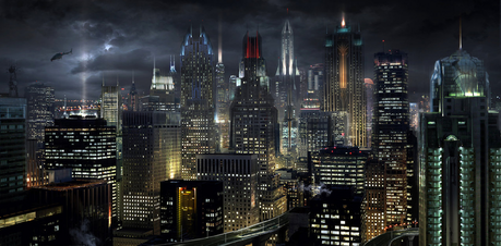 Gotham City, the City of Nightmares. Where those inside the justice department are just as corrupt as