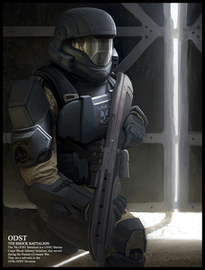 Name:Thomas G. Bishop Codename- Rank: GYSGT Code (If Spartan): Age: Looks to be in his mid 20's
