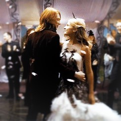 Mine. ^_^ Bill & Fleur dancing at their wedding. <3