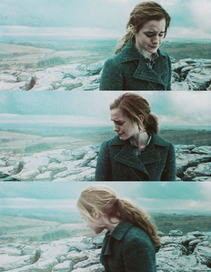 Hermione.. (not made sejak me)