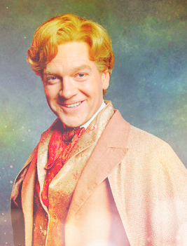 Professor Lockhart ^^ (Found the picture on Google and I only put some effects here and there)