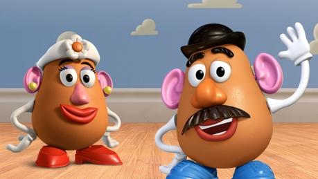Mr. and Mrs. Potatohead