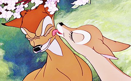 9/10 Fantastic Couple Bambi & Faline