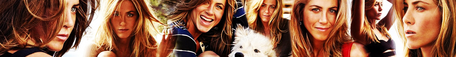 Jennifer Aniston Banner