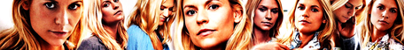 for drewjoana Claire Danes Banner