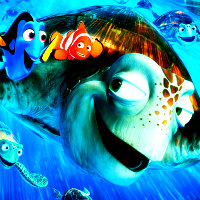 Finding Dory and Finding Nemo Icon 2