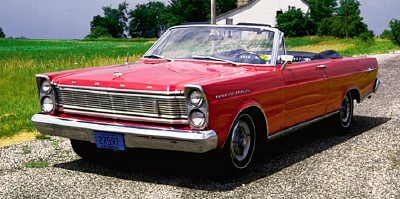 más cars. This one is a 1965 Ford Galaxie.