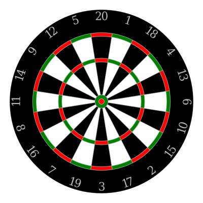 Anybody interested in playing darts?