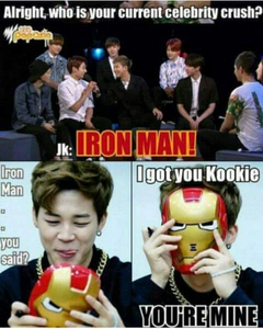 Don't worry Jimin....I'd do the same thing :v
