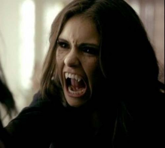 [i]Elena With [b]FANGS[/b][/i] Next: Damon and Isobel Flemming