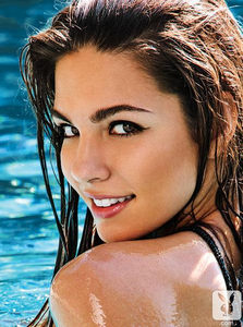 """Coming from Detroit, Michigan, Jessica Ashley is the Playboy Playmate of the месяц June 2014. """"I th"""