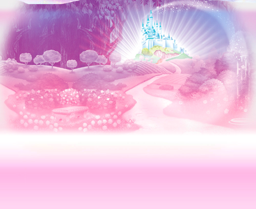 Here is mine. Nice and pink: princess style also has a DP kastil, castle in the back