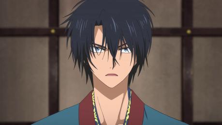 Male Character~ Hak from Akatsuki no Yona :-)