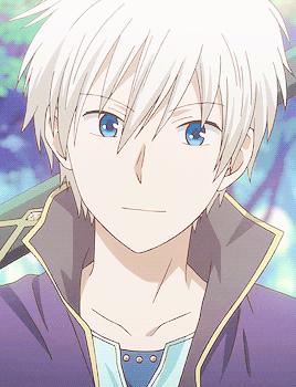 Also , Male character~ Zen Wistalia (Akagami na Shirayuki-hime) Season 1~2015 Season 2~2016