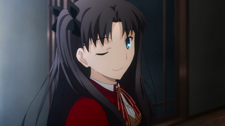 [b]Best Female Character #1[/b] Rin Tohsaka from Fate/stay night: Unlimited Blade Works