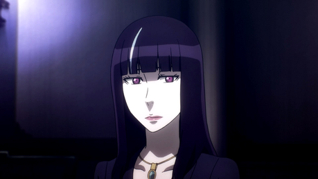 My seconde pick will be Chiyuki from Death Parade..