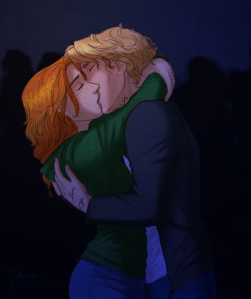 [b]Day 20: Избранное quote / scene of City of Glass [i]When Clace finally gets it together in the