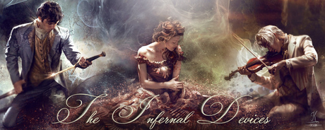 [b]Day 27- If you've read both TID and TMI, which series do Ты prefer? [i]The Infernal Devices[/