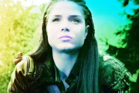 день 1: Избранное Female Character(s) [b]Octavia Blake [/b]