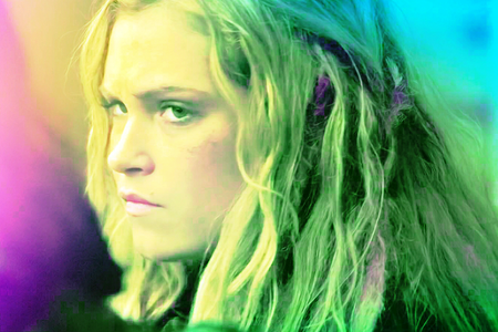 день 15: FREE CHOICE The Character I still Couldn't Любовь - [b] Clarke Griffin [/b] I don't like
