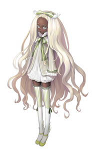 Name: Victorique Blanche Age: 19 Gender: Female Appearance: pic ID Number: 413 Abilities: Reads