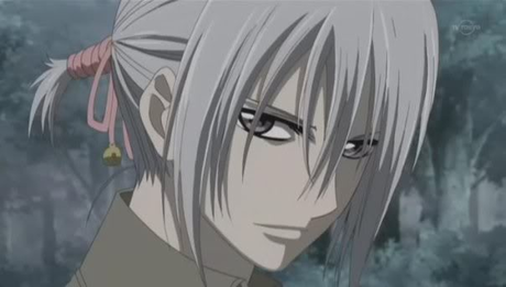 [i]Ichiru Kiryu from Vampire knight...well he is twins brother of zero[/i] ;)