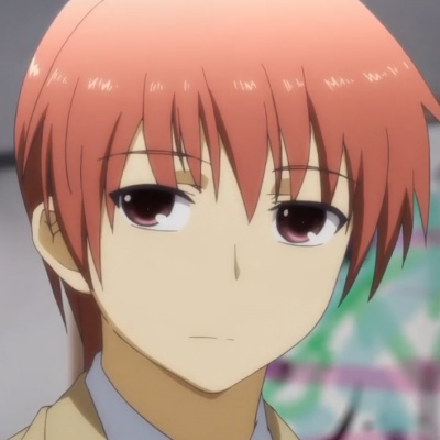 Otonashi Yuzuru(angel beats)