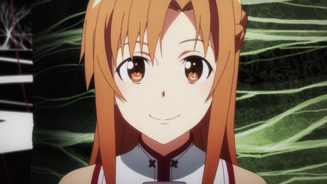 Yuuki Asuna - Sword Art Online Last letter of name: A