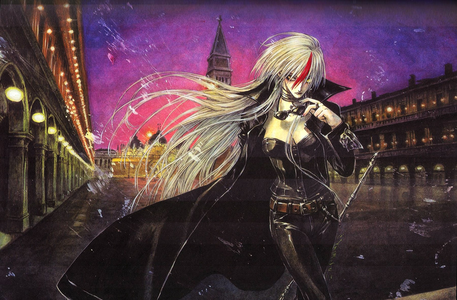 Odessa from Trinity Blood ~