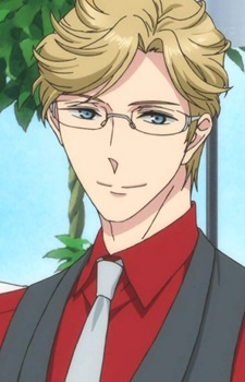 Ukyo from Brothers Conflict.