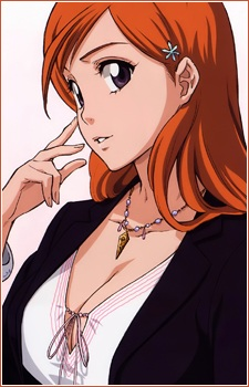 Orihime from Bleach