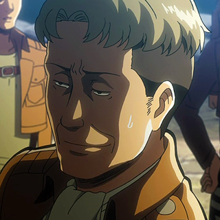 Oluo from Attack on Titan