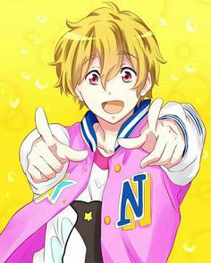 Nagisa from Free!