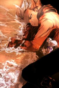 Axel from Inazuma Eleven.