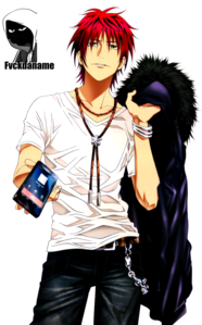 Friendship -_- Mikoto Suoh from K!! [i]Date,Marry of Friend?[/i]