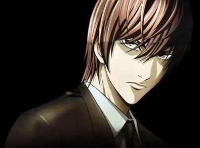 datum for sure <3 Light Yagami from Death Note. Date, marry, of friends?