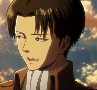 SEBBYYYY I WOULD MOST CERTAINLY MARRY HIIMM!!! <3 Levi from attack on titan? <3