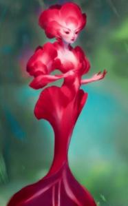 """STRANGER DANGE-- waaaahhhh!!!"" Zealia was suddenly levitated from the ground, a while aura surroundi"
