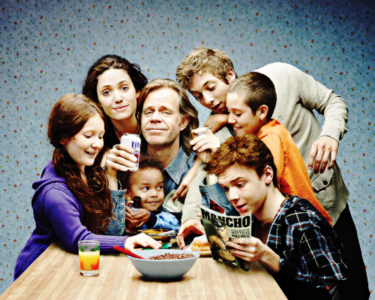 [b]Day 24: Your first impression of the Gallaghers. [i]I thought they were extremely dysfunctiona