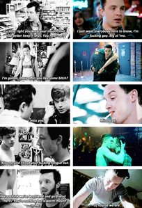 [b]Day 28: Storyline you loved. [i]Mickey / Ian amor story ; Mickey's character development[/i][/