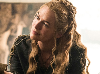 dia 9: Least favorito female character [b] Cersei Lannister [/b] [b] The Waif [/b] [b] The Sand