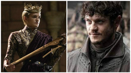 [b]Day 8: Least inayopendelewa Male Character[/b] JOFFREY BARATHEON and RAMSAY BOLTON