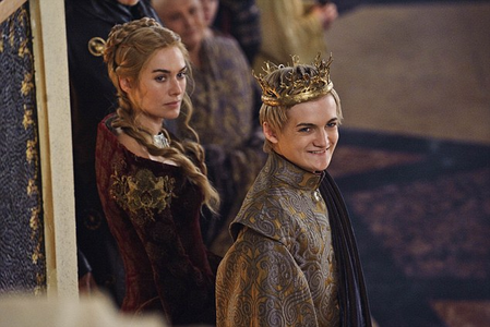 [b]Day 17: Most annoying character [i]Joffrey Baratheon and Cersei Lannister[/i][/b]