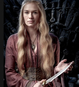[b]Day 9: Least favorito Female Character[/b] CERSEI LANNISTER