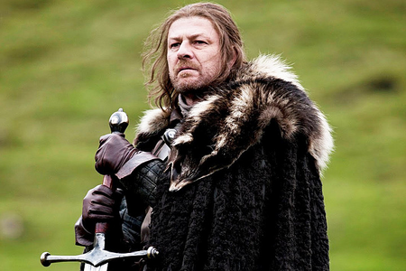 siku 21: A character that you'd bring back to life [b] Eddard Stark [/b] au [b] Margaery Tyrell