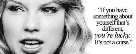 [b]Day 7- Your Favourite Quote da Taylor[/b]