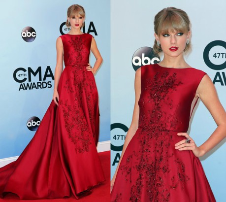 giorno 4- Your preferito Taylor Red Carpet Outfit its.....PERFECT!