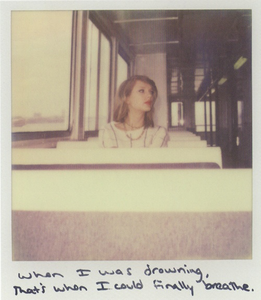 [b]Day 14- Favourite 1989 Polaroid[/b] Amore the lyric.